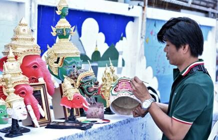 Khlong San – Thonburi Delights@Siam fair