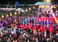 Bon Odori Festival in Bangkok 2017