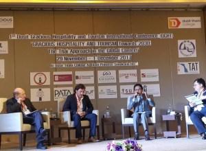 TAT shares Tourism wisdom at Dusit Thai College event
