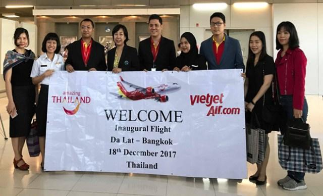Thai Vietjet Air