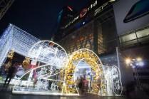 The Dazzling Celebration at CentralWorld