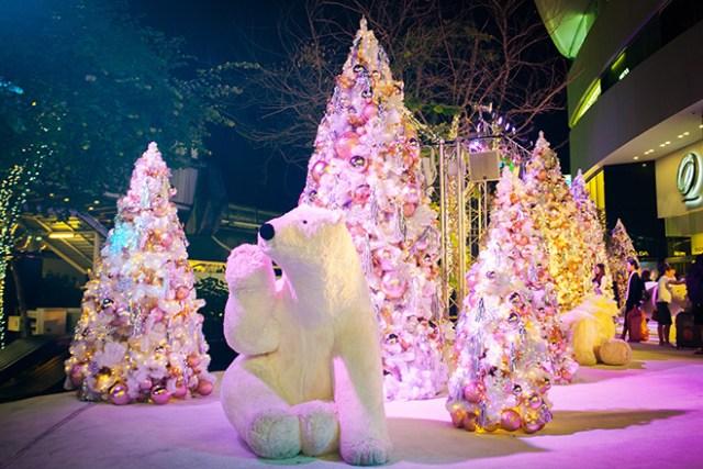 Winter Wonderland the Grand Celebration at EmQuartier