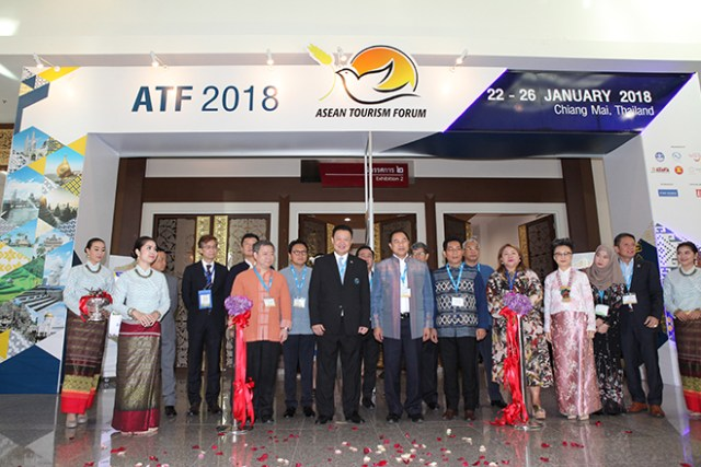 ATF 2018 TRAVEX Opening