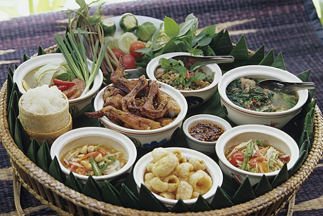 Discover Thai Cuisine through its famous four regions - Isan