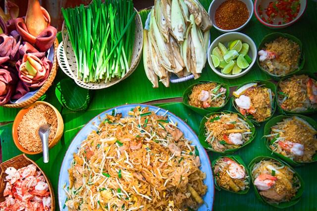 Discover Thai Cuisine through its famous four regions  - Phat Thai