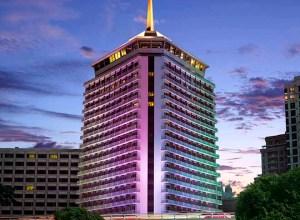 Dusit Thani Bangkok_Exterior