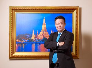 TAT Governor Yuthasak Supasorn