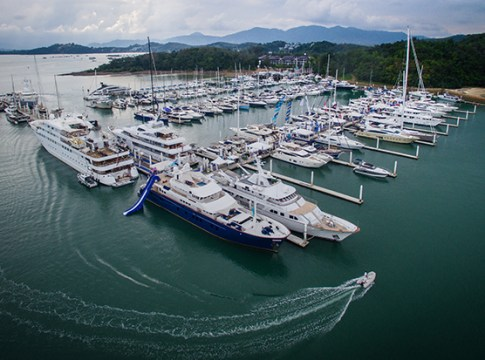 Thailand Yacht Show 2018 to Take Place 22-25 February in Ao Po Grand Marina, Phuket