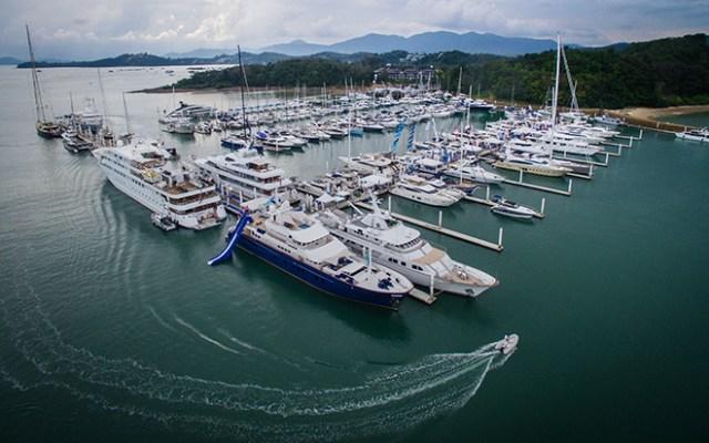 Thailand Yacht Show 2018 to Take Place 22-25 February in Ao Po Grand Marina, Phuket