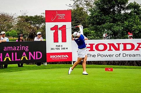 Ariya Jutanugarn Honda LPGA Thailand 2018