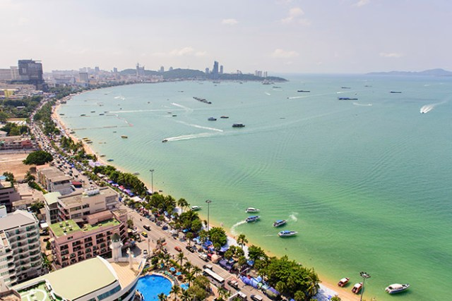 TTM+ 2018 in Pattaya 01 Pattaya Bay