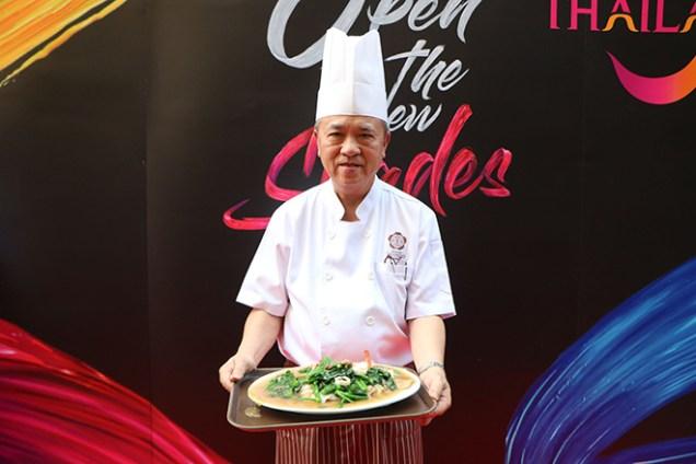 Thailand-China culinary exchange at Grand Sanyod Sathon