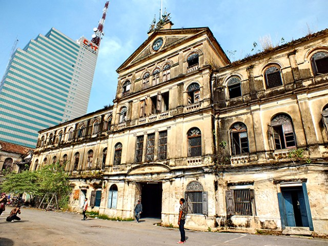 The Customs House, Bangkok