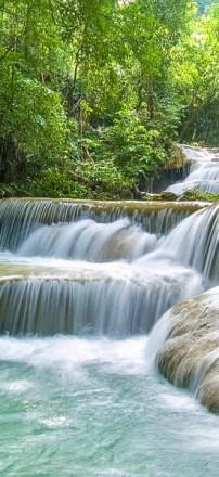 Erawan Waterfall, Kanchanaburi