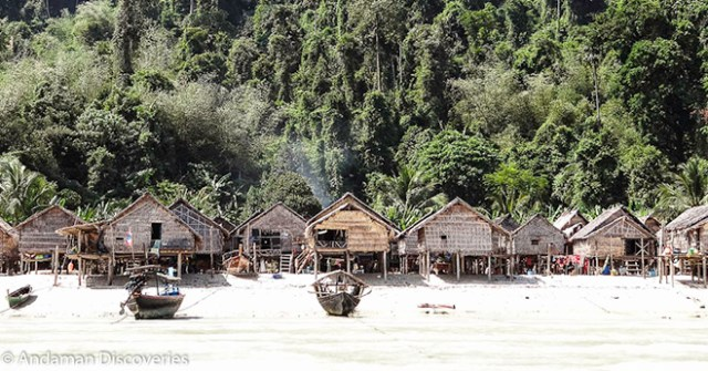 Moken Village by Andaman Discoveries