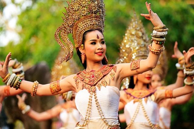 Phanom Rung Historical Park Festival 2018