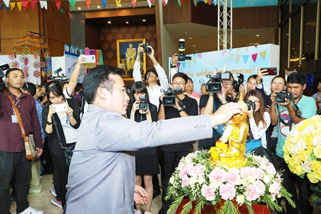TAT promotes nationwide Songkran 2018 4