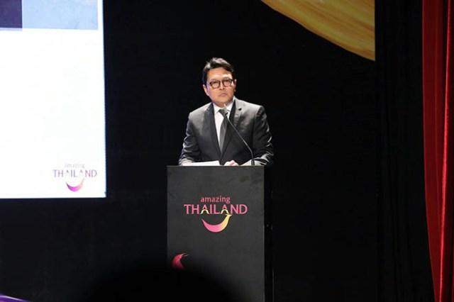 TAT Deputy Governor Marketing Communications speech at opening of TAT Toronto Office