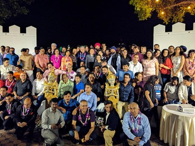 TAT 'Mega Fam Trip' from India (1)