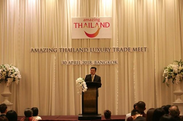 Yuthasak Supasorn - Amazing Thailand Luxury Trade Meet 2018