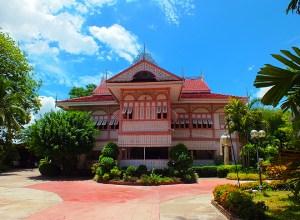 Ban Wongburi, Phrae