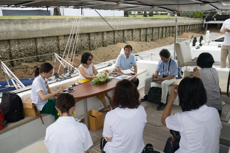 TAT gives TTM+ Media Briefings on yachts