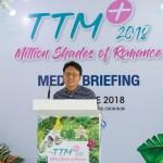 TTM+2018 Media Briefing Mr. Tanes Petsuwan