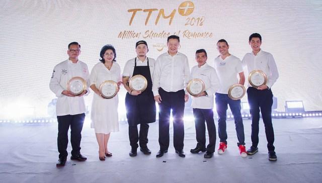 Thailand Travel Mart 2018 Openning Reception