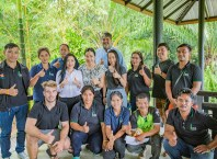 YAANA Ventures hospitality training workshop at Anurak Community Lodge 3