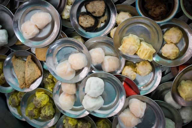 Dim Sum breakfast at Kookhawn restaurant
