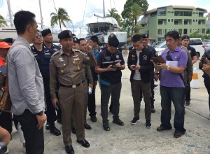 Improvements in Phuket boat safety gets Chinese media attention