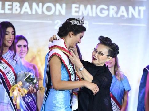 Miss Lebanon Emigrant 2018
