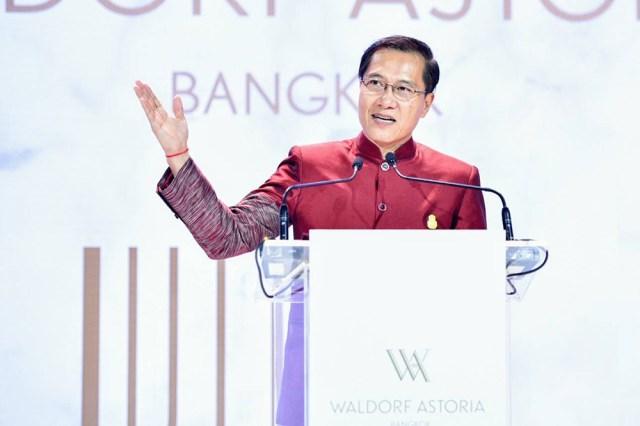 Weerasak Kowsurat - Waldorf Astoria Bangkok