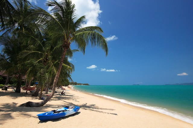 Samui offers other than the beach holiday experience