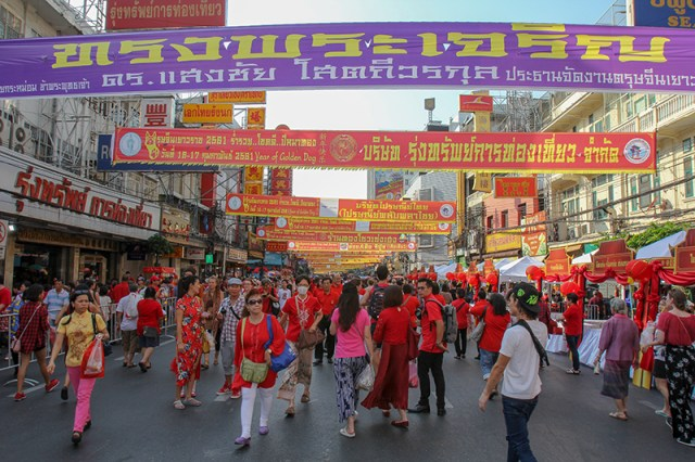 The Tourism Authority of Thailand is anticipating the high season return of Chinese tourists during the last two months of this year
