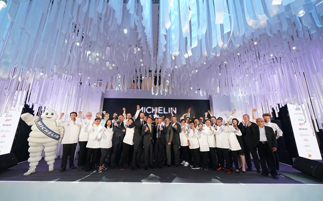 TAT Unveils new Michelin Guide Bangkok Phuket and Phang Nga 2019
