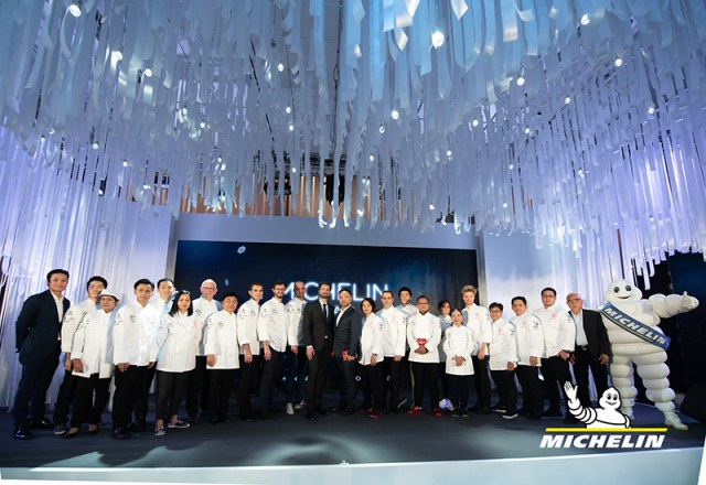TAT Unveils new Michelin Guide Bangkok Phuket and Phang Nga 2019