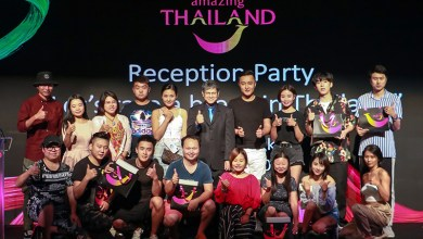 """TAT hosts top Chinese KOLs to """"Let's Take a Break in Thailand"""" fam trip"""