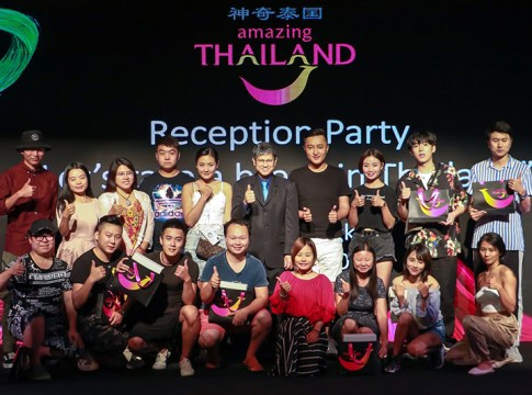 "TAT hosts top Chinese KOLs to ""Let's Take a Break in Thailand"" fam trip"