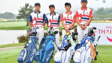 Second annual Thai Japan Junior Golf Team Competition tees up surprises