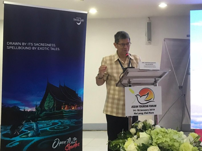 Thailand to highlight connectivity and sustainability at ASEAN Tourism Forum 2019