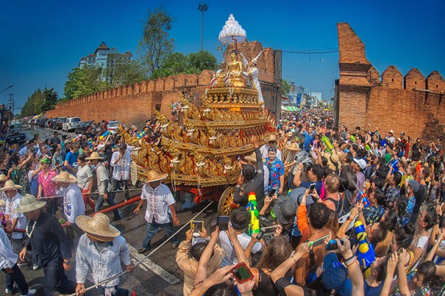 Experience Thai traditions and cultural values in Thailand's annual events and festivals