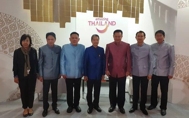 Thailand boosts participation in SATTE 2019 New Delhi