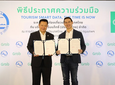 TAT announces partnership with Grab