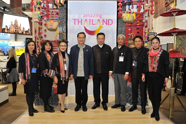 TAT to lead another strong showing for Thailand at ITB Berlin 2019