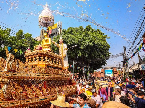 Tourism Authority of Thailand reveals 2019 Songkran increases in tourist revenue