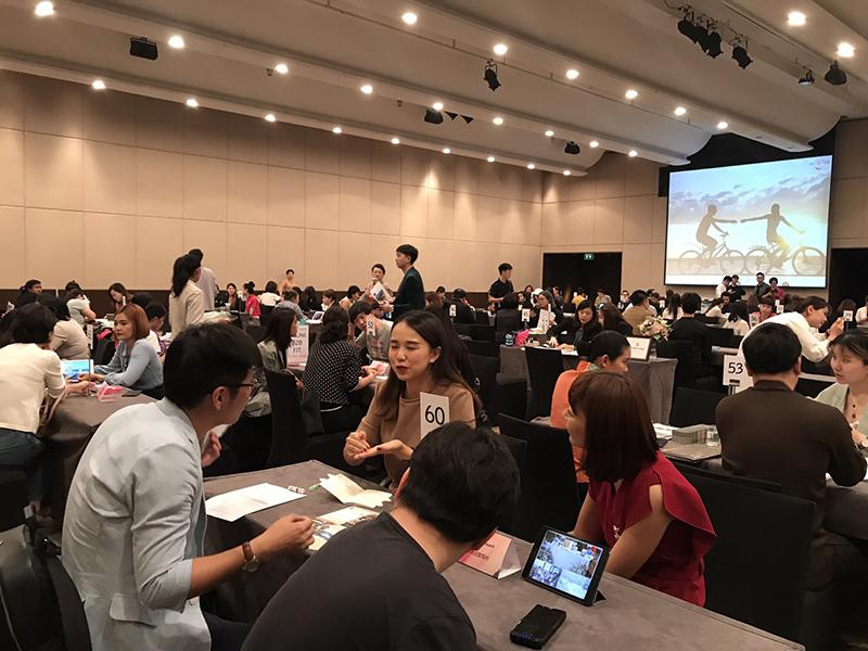 TAT Wedding Workshop drives dramatic growth from China