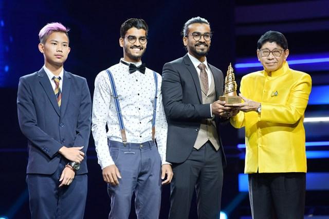 Awards ceremony Thailand International Film Destination Festival 2019