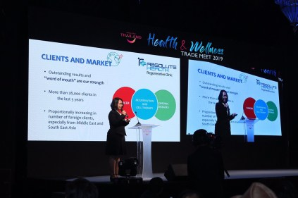 Strong Buyer turnout for 4th Amazing Thailand Health & Wellness Trade Meet 2019