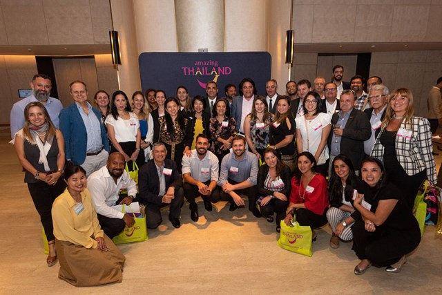 TAT hosts first Latin America fam trip trade meet in Thailand